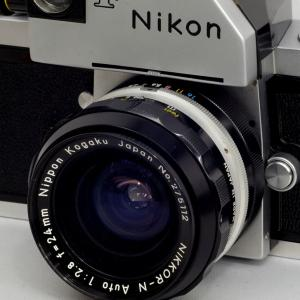 Nikkor 24mm F2.8を試す
