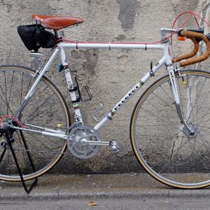 コロナの影響 久々の自転車?!?