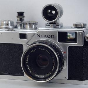 Nikon S4 整備致しました(^^)
