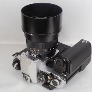Nikon FA 修理へ~