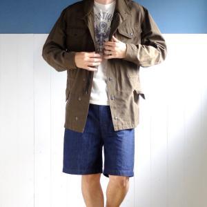 梅雨時期にもオススメな「64クロス」ライトジャケット!