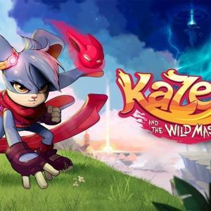 【気になる新作】:『Kaze and the Wild Masks』(PC)