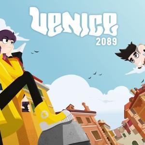 【気になる新作】:『Venice 2089』(PC)