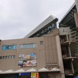 八景島シーパラダイス 今日久しぶりに行ってみた。