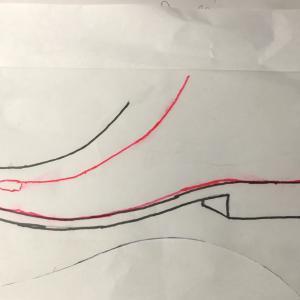 量産される市販の靴とは。その靴に害の少ない足の形は・・・