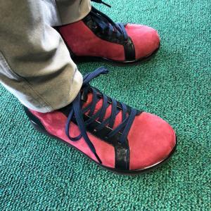 78歳、足を守れる靴を履いたからこそ。