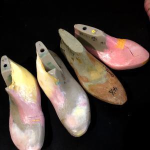 足に合う靴、足に適した靴と言う環境