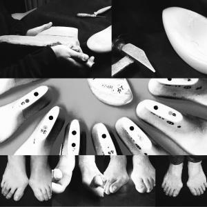 靴幅、足の甲
