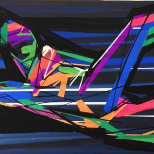 Nude-Muse-angel-Tableau-ヌード-芸術-アート-絵画:深夜の秘め事