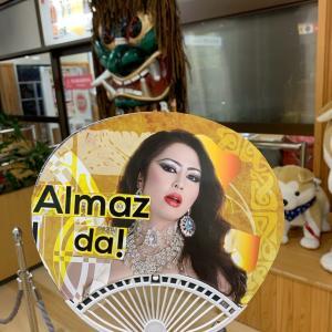 満員御礼 Almaz of Cairo 秋田ショー&WS
