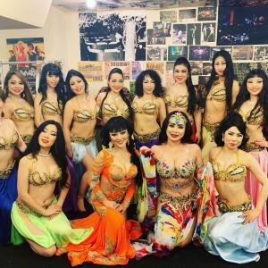 MBEC主催シンデレラオリエンタルダンスショー2019 フォトギャラリー^_^