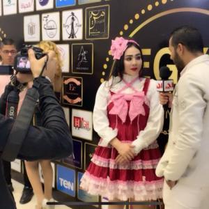エジプト最大級のファッションショーへ出演!