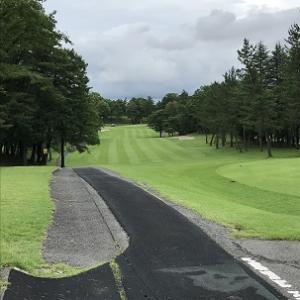 7/1 誘われるままゴルフへ