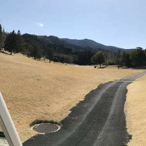 3/23 今年最初のゴルフは