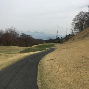 4/17 今年の初ゴルフは・・・