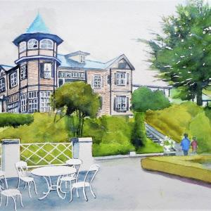 横浜山手 イタリア山庭園「外交官の家」