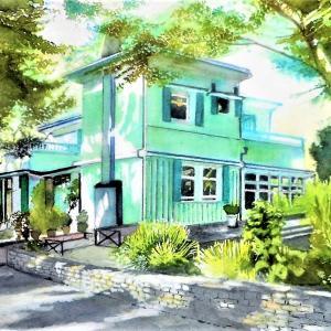 横浜山手の西洋館 エリスマン邸の光と影を再び