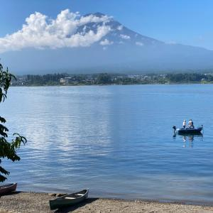 富士山と美味しいやまなし〜 2020夏
