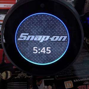 スナップオン Smart Clock