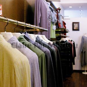 三次市/R&Fクレールのファッション日時計★秋一番、気温15°から「コロモガエ」の季節へ!!