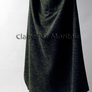 三次市/R&Fクレールのファッション日時計★真冬に映える「スゴモリ&アウターコーデ」ご提案中です