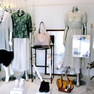 三次市/R&Fクレールのファッション日時計☆ステイホームで楽しめる夏の素材特集