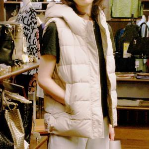 三次市/R&Fクレールのファッション日時計☆秋の本番コーデ特集「軽量本革バッグコーナー」