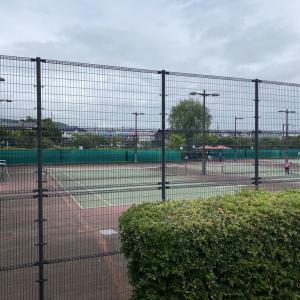 仲間達とテニスをして来ました!