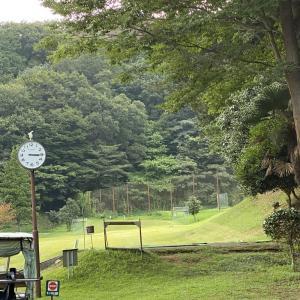 ゴルフのショートコースに行って来ました!