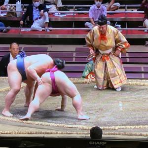 大相撲9月場所開催中!