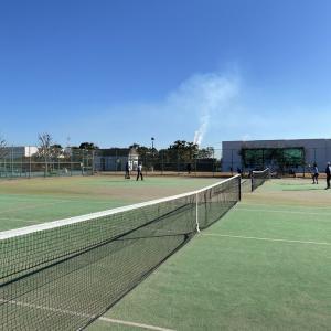 テニスをして来ました!