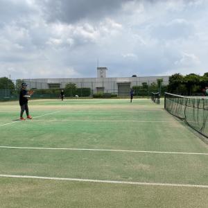 久しぶりに四ノ宮でのテニスでした!