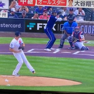 MLBオールスターゲーム!