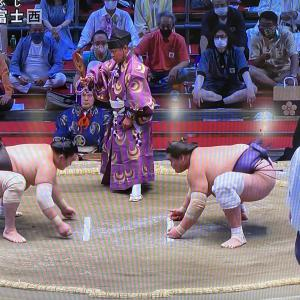 大相撲7月場所 優勝は白鵬!