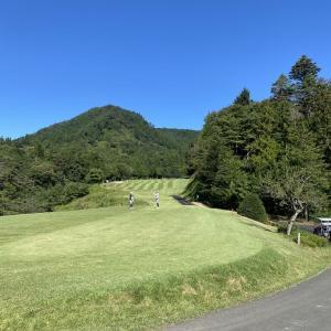 ゴルフに行って来ました!