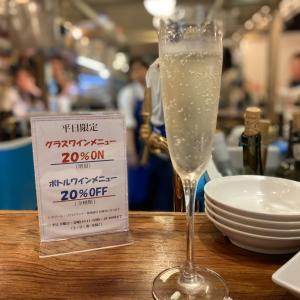 人気店の穴場!ホワイティ梅田「赤白」はワインに合うフレンチで酒飲み女子にピッタリ!