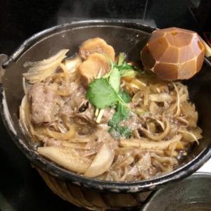 """行列のできる牛鍋「本みやけ」は梅田で""""ちょっと良い定食系""""を食べたい気分に最適"""