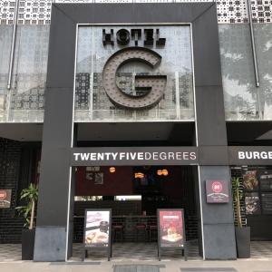 ブギスエリアのコスパ抜群な「ホテル G」へ宿泊:シンガポール旅行記③