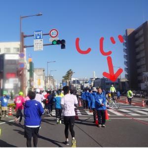 青島太平洋マラソン、レポその4ハーフまで