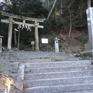 2021年1月10日(日) 久しぶりの投稿! 干支の山・亀岡の牛松山