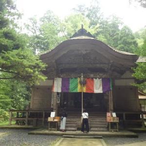 2021年9月7日(火) 三徳山三佛寺奥院 投入堂参拝登山