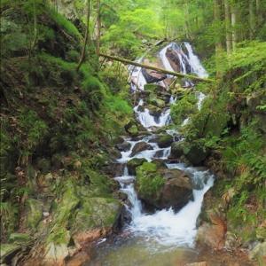 近県散策ー茨城の滝巡り・・・