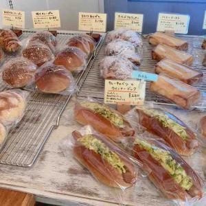 パン屋のPANda~西条市の人気パン屋さんへ@2020年2月オープン