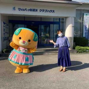 みきゃんのチャレンジ動画にゆりママん出演しました!