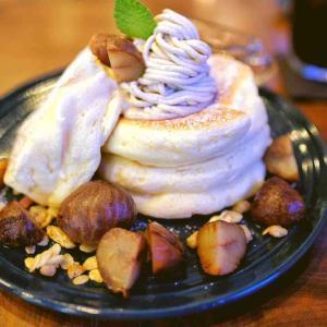 アメリのパンケーキ~秋限定メニューが登場中@松山市カフェ