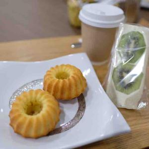 MORI CAFE~銅夢キッチン内にオープン!人気のフルーツサンドを@新居浜市