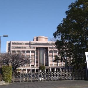 今朝の宮崎公立大学