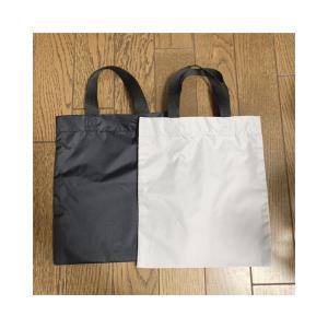 コンビニの茶色い方の袋