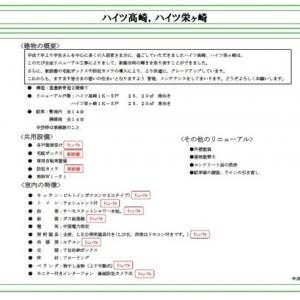 【HEIGHTS高崎・栄ヶ崎】 学生専用マンション!