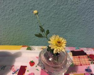 小さな花に合う花瓶